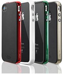 SGP ネオ・ハイブリッド クリスマス エディション for iPhone4