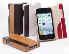 Simplism Flip Note Style Set for iPod touch (4th)
