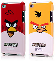 Gear4 Angry Birds Case for iPod touch 4G