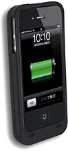 Battery Charger with Case for iPhone 4