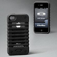 OAKLEY iPhone 4 Unobtainium Case