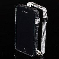 BlingFrame - Swarovski frame case for iPhone 4