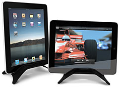 NewerTech NuStand Alloy Desktop Stand for Apple iPad