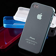 Zero 5(0.5mm)UltraThin Matte for iPhone 4