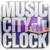 音楽都市時計