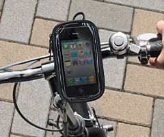 TUNEMOUNT Bicycle mount for Smartphone