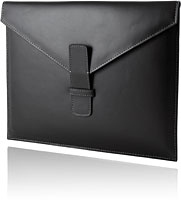 iPad Premium Leather [Fitted] Executive Folio Carrying Case