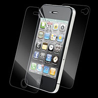 invisibleSHIELD for iPhone 4