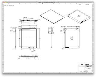 iPad 2 dimensions PDF