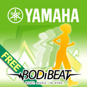 BODiBEAT Free for iPhone
