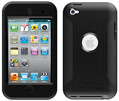 OtterBox Defenderシリーズ for iPod touch(4th gen.)