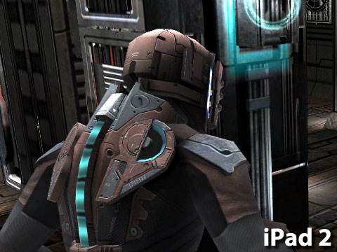 Dead Space for iPad