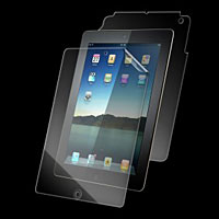 ZAGG invisibleSHIELD for iPad 2