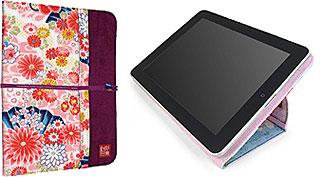 iPad用羽織カバー