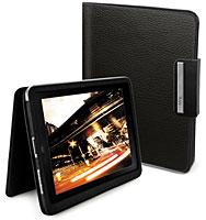 iLuv フリップレザーケース for iPad 2