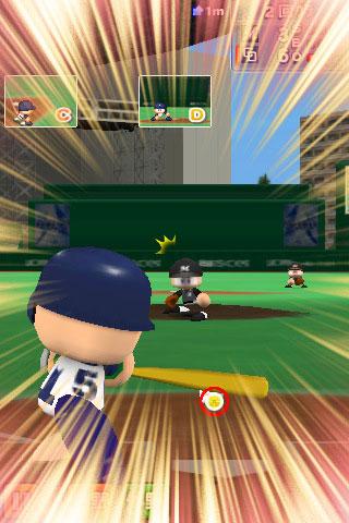 パワフルプロ野球TOUCH 公式ライセンス版2011
