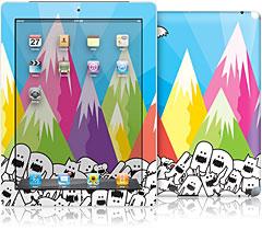 GelaSkins for iPad 2
