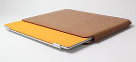 Piel Frama レザーケース for iPad 2 with Smart Cover ポーチタイプ