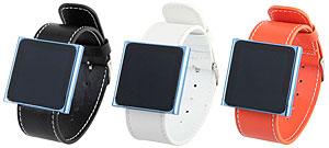Leather Wrist Strap for iPod nano(6th gen.)