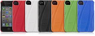 Bioserie Bioplastic Case for iPhone 4 v.2