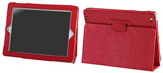Artificial レザーケース for iPad 2 横開きタイプ