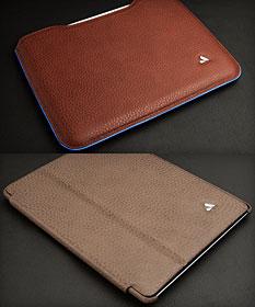 Vaja Premium Leather Sleeve/Libretto for iPad 2