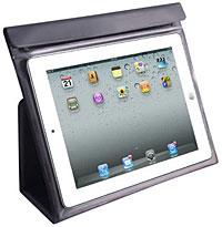 DRiPRO iPad 用スタンド付き防水ケースv2