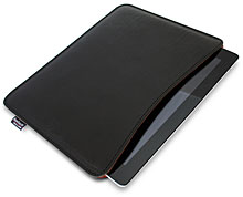 職人が作るオイルドレザースリーブ for iPad