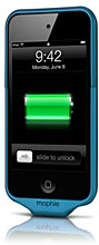 Mophie Juice Pack Air バッテリーケース for iPod touch (4th Gen.)