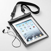 iPad防水ケース(ステレオジャック付)200-PDA029
