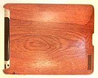 iPad 2対応木製ケース