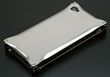 Gild design iPhone 4 ニッケルクロームリミテッド