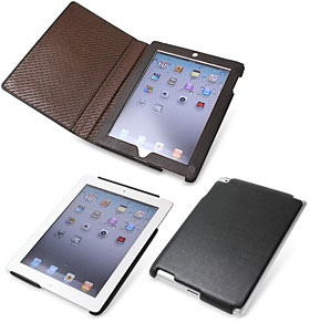 Piel Frama iMagnum レザーケース for iPad 2 with Smart Cover