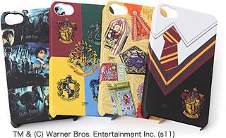 iPhone 4シリーズ用ハリーポッター・シェルジャケット(RT-WP3Eシリーズ)