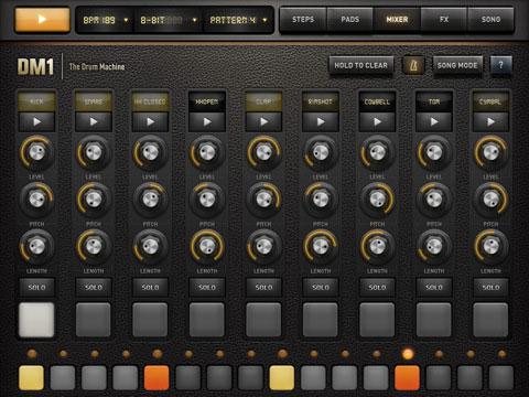DM1 - The Drum Machine