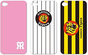 阪神タイガース iPhone 4 用シール