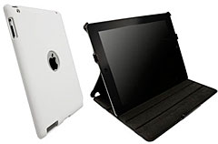 KRUSELL iPad 2用バックカバー/本革ケース