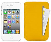 Côte&Ciel Card Pouch for iPhone 4