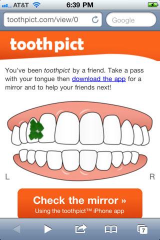 Toothpict