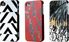 レディー・ガガのiPhone 4用ケース