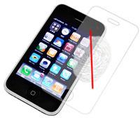 OZAKI iCoat Anti-Fingerprint iPhone 3G/3GS