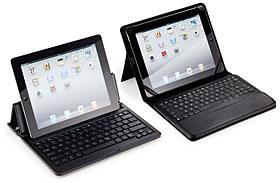 SoftBank SELECTION Flat & Smart Keyboard/ケース & キーボード for iPad