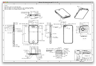 iPhone 4S Dimensions