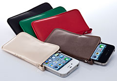 Simplism Sleeve Case for iPhone 4S