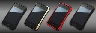 CLEAVE ALUMINIUM BUMPER for iPhone 4/4S URBAN EDITION
