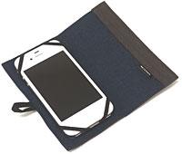 iPhone 4Sケース羽織