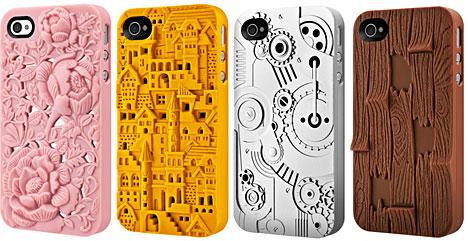 SwitchEasy Avant-garde Series for iPhone 4/4S