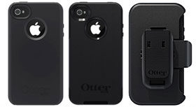 OtterBox Impact/Commuter/Defenderシリーズ for iPhone 4S/4