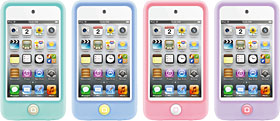 SwitchEasy Colors Pastels for iPod touch 4G