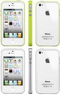 SGP iPhone 4/4S ケース ネオ・ハイブリッド2S スノーシリーズ